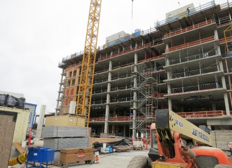 Construction Update March 2016