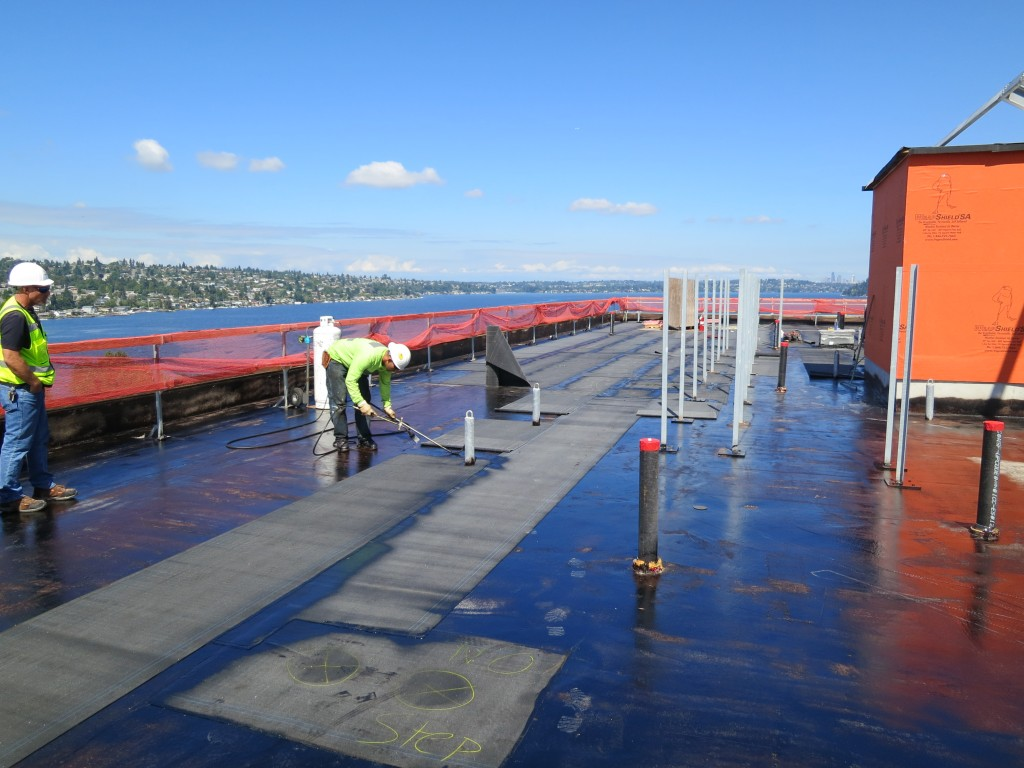 Hotel - Roof Waterproofing