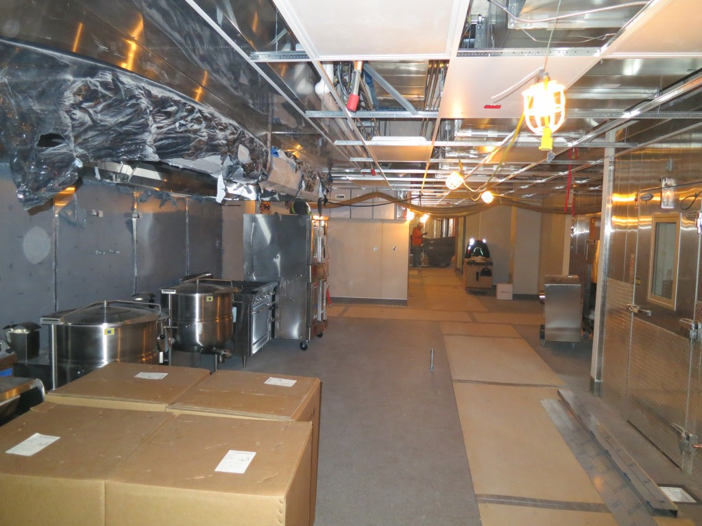 Hotel - Kitchen Equipment Install