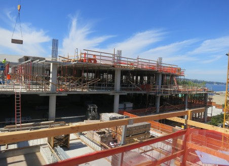 Construction Update 2017 August
