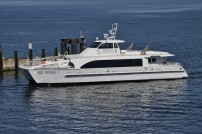 New water taxi pilot project will connect cities across Seattle's Lake Washington, funded by developer seeking to land big tech tenant