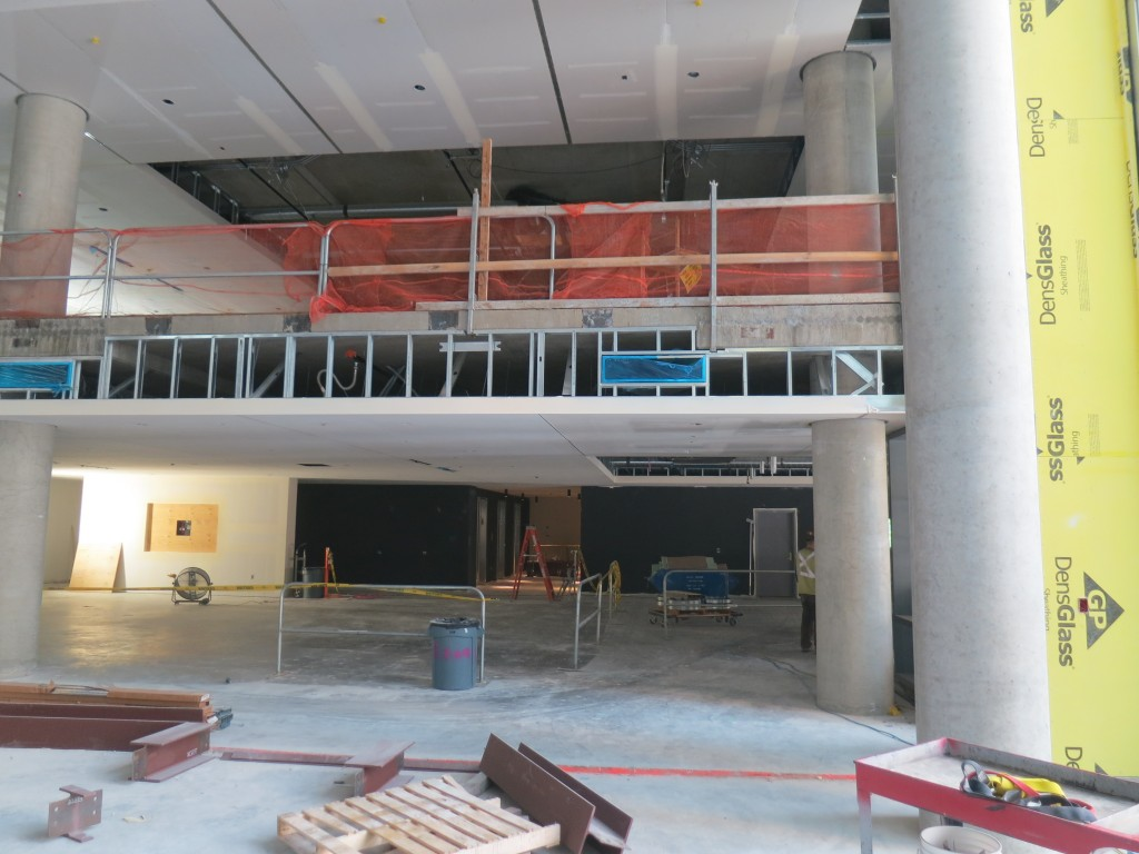 Tower 1 and Lobby - Drywall Finishing