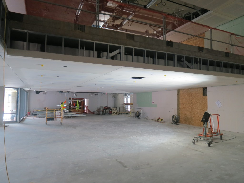 Tower 2 - Common Area Drywall Finishing