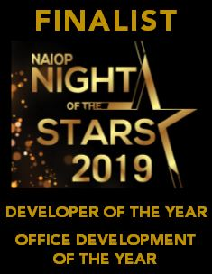 Southport Office Campus has been named a finalist for Office Development of the Year